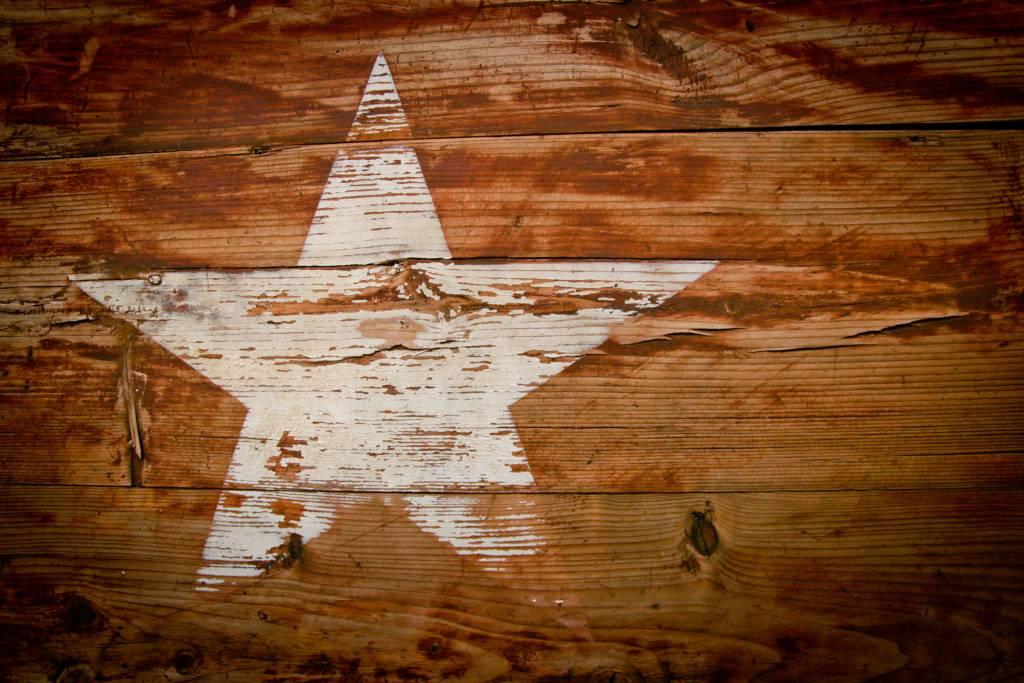 Seguro Medico en Texas Short term health insurance estrella blanca del estado de Texas en madera