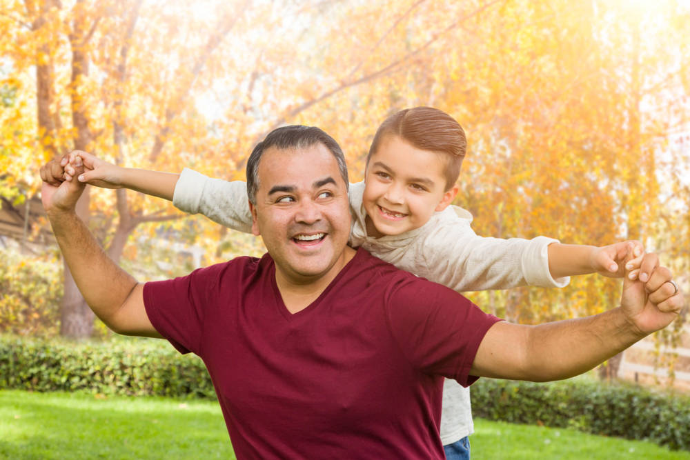 Salud del Hombre: Cómo Ayudar a Papá a que Viva una Vida Más Sana